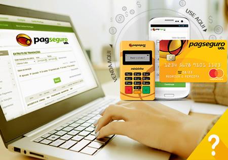 d6085027c Qualificando - PAG SEGURO Uol, quais os riscos e vantagens